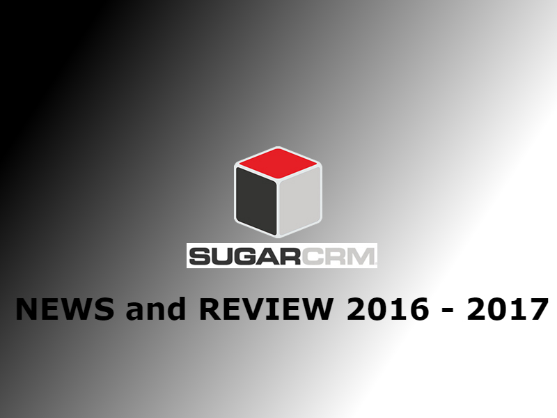 Sugar CRM Review 2016